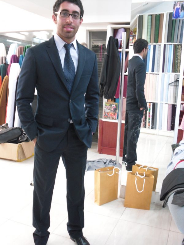 Black Suit for Men