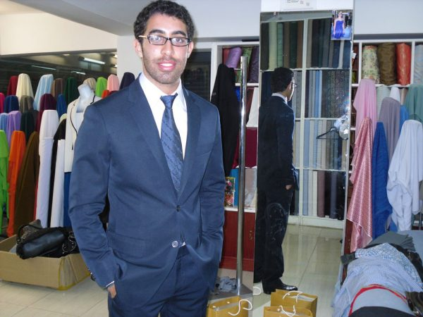 Blue Suit for Men