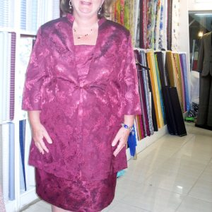 Dress and Jacket Women