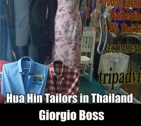 Armani Suit Tailor