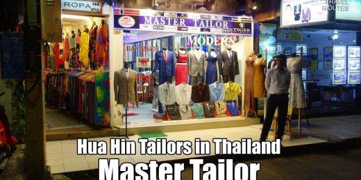 Master Tailor Hua Hin