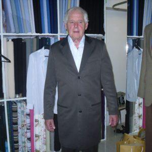 Men Overcoat