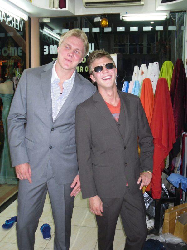 Men Suit Colors