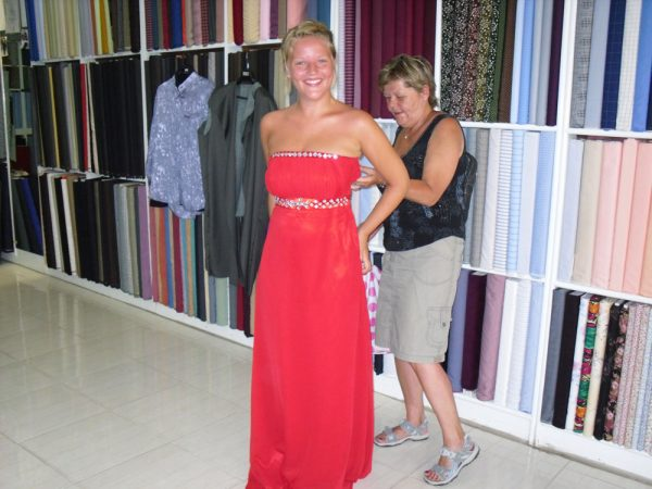 Red Dress for Women