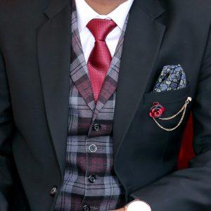 Men Jacket Black