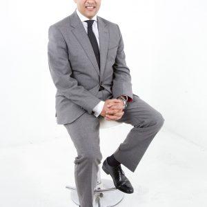 Men Jacket Gray for Businessman