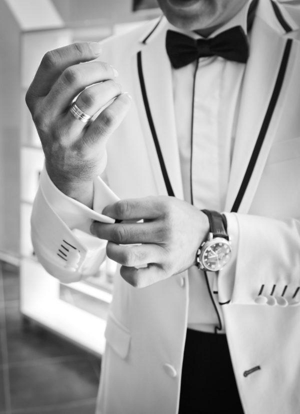 Man Jacket James Bond Style